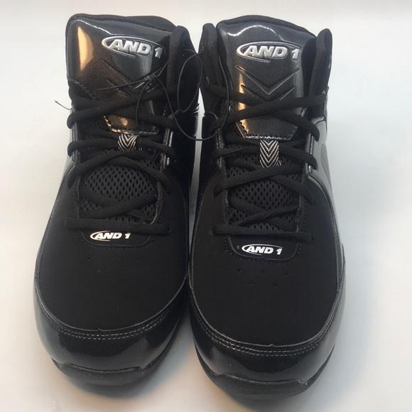AND 1 Menś Rocket 3.0 Mid Basketball Shoe